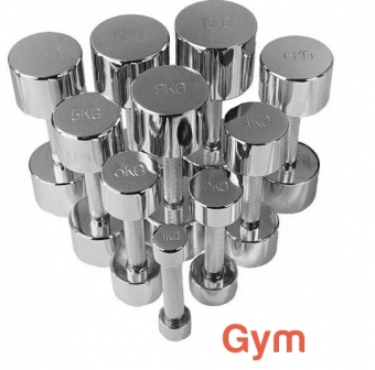 Dumbell Chrome